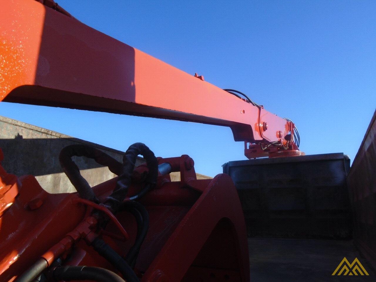 Hood Equipment 8000 Series 5 95-Ton Grapple Loader Crane