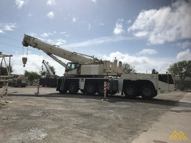 2004 Terex/Demag AC350SSL 400-Ton All Terrain Crane 3