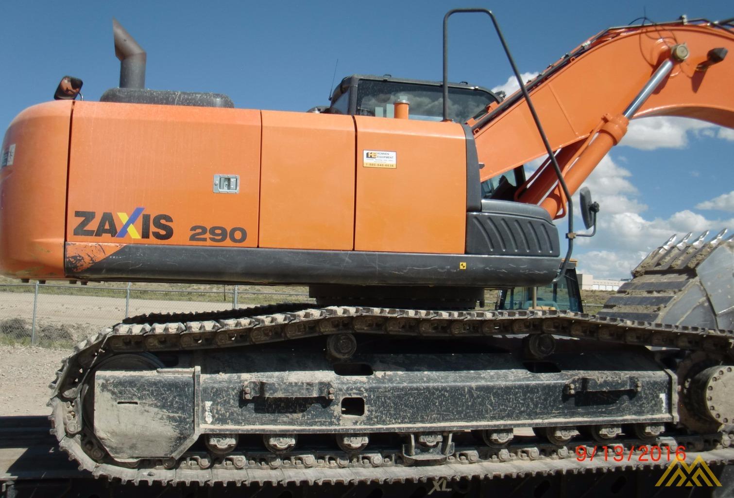 2012 HITACHI 290ZXLC-5 1