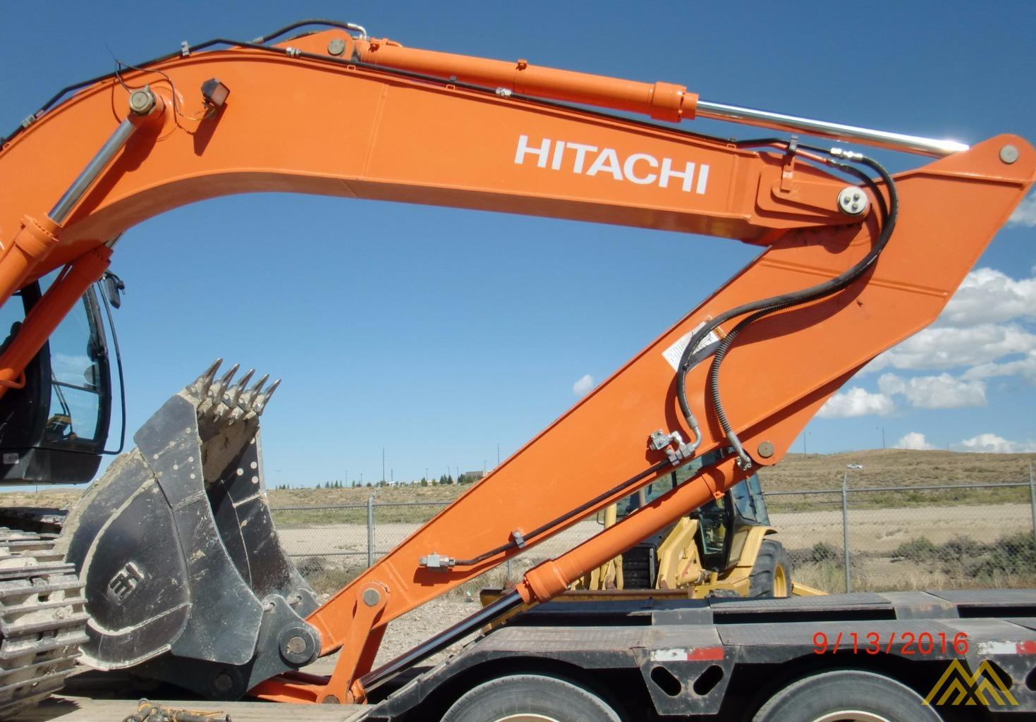 2012 HITACHI 290ZXLC-5 3