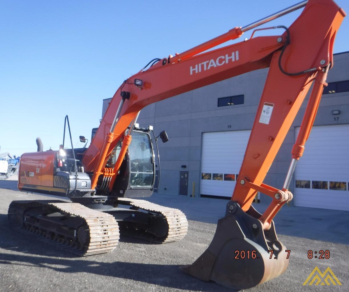 2013 HITACHI 180ZXLC-5 3