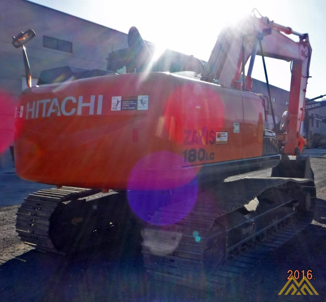 2013 HITACHI 180ZXLC-5 4