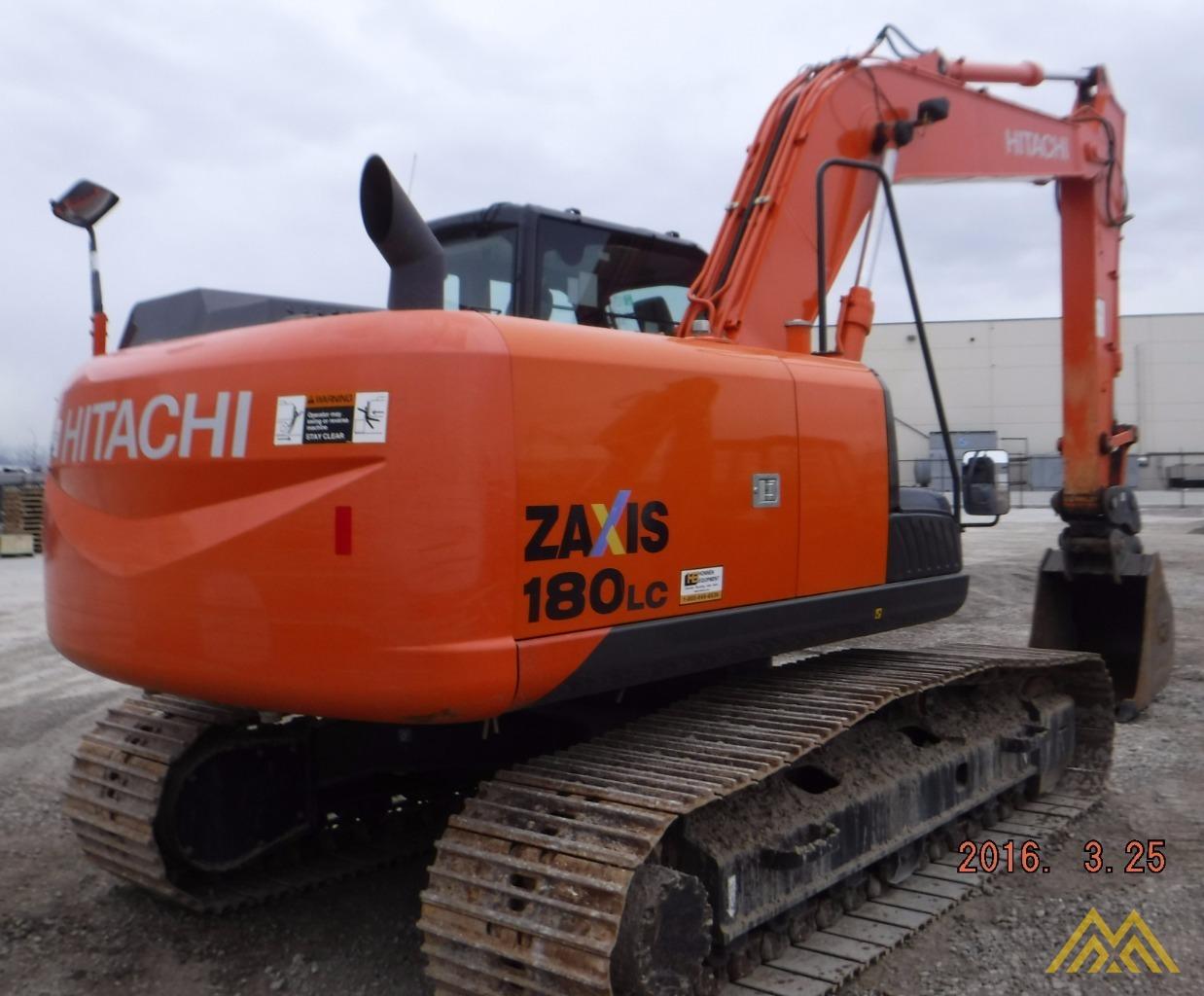 2013 HITACHI 180ZXLC-5 2