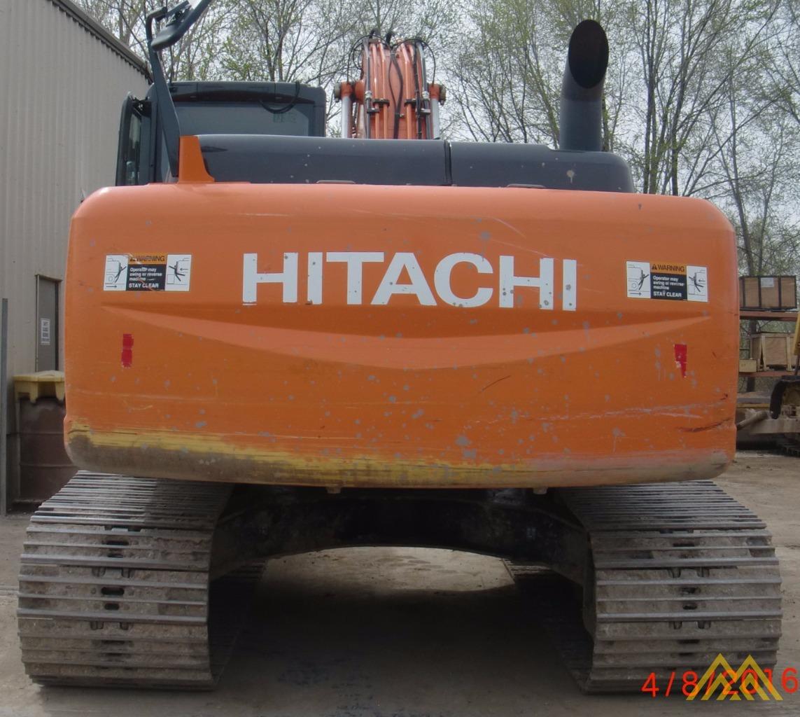 2013 HITACHI 210ZXLC-5 6