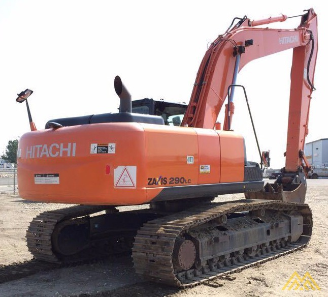 2013 HITACHI 290ZXLC-5 5