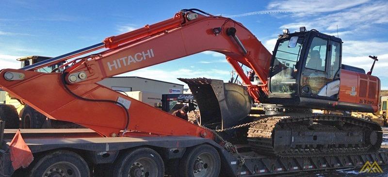 2013 HITACHI 290ZXLC-5 0