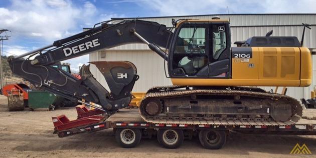 2013 John Deere 210g For Sale Or Rent John Deere