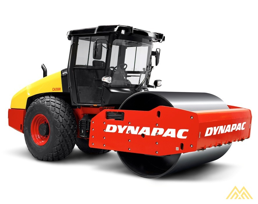 Dynapac CA3500D Sooth Drum Roller 0
