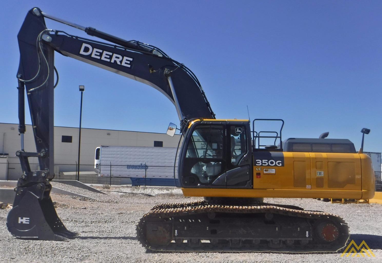 2014 JOHN DEERE 350G 0