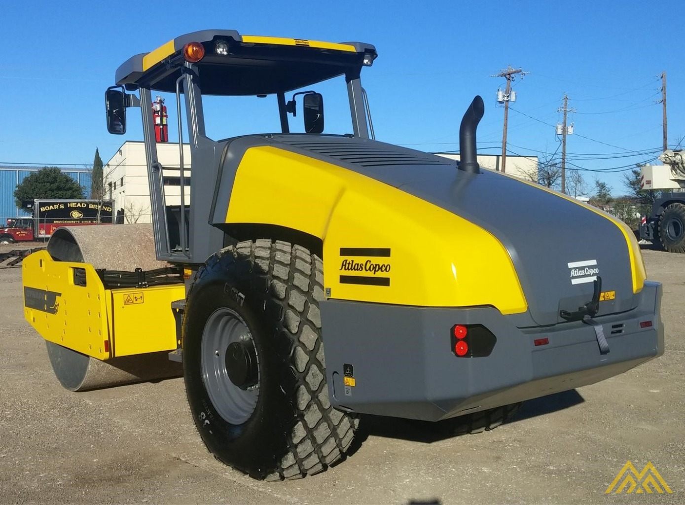 2015 Dynapac CA2500D Compact Roller 0