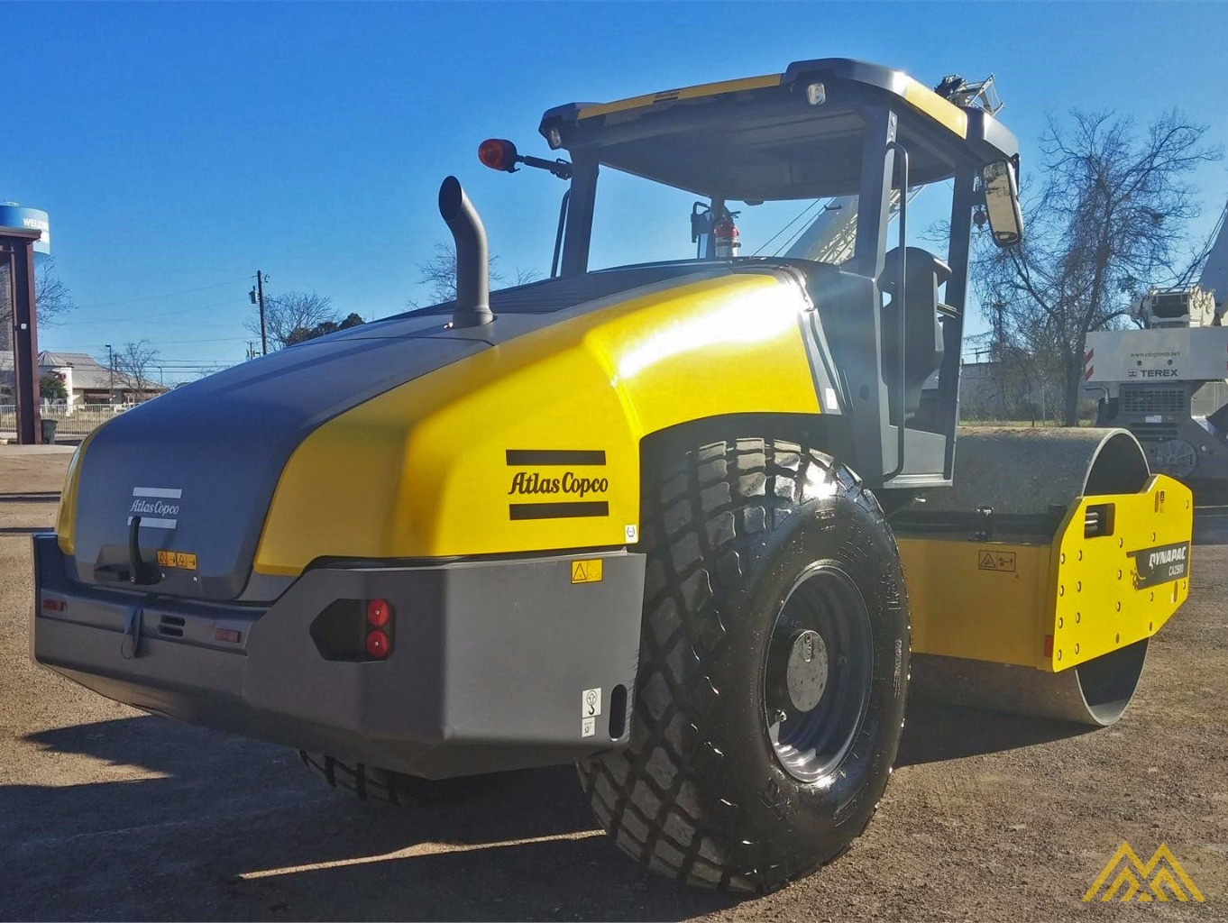 2015 Dynapac CA2500D Compact Roller 3