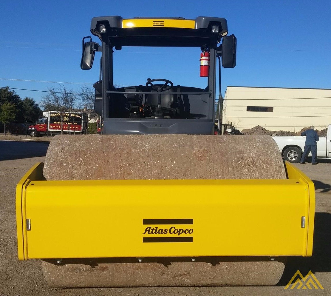 2015 Dynapac CA2500D Compact Roller 5