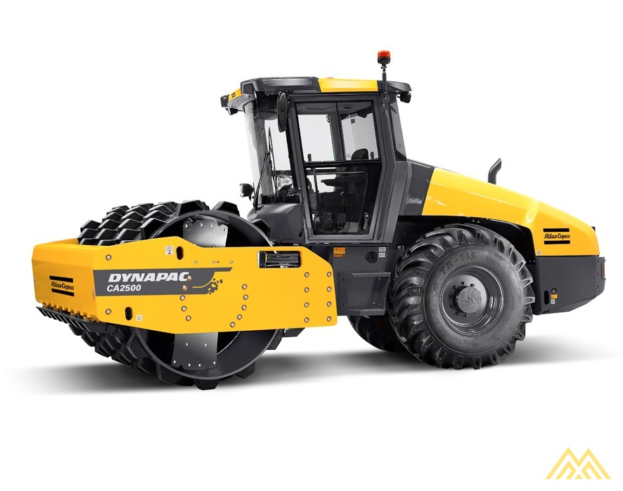 2015 Dynapac CA2500PD Compact Roller 0