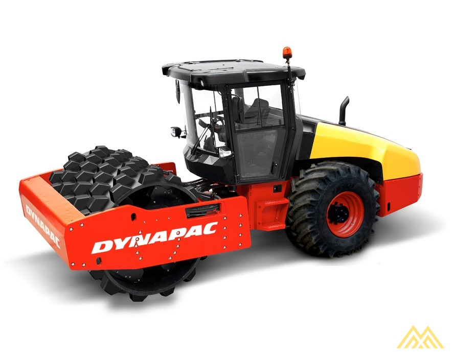 2015 Dynapac CA2500PD Compact Roller 1