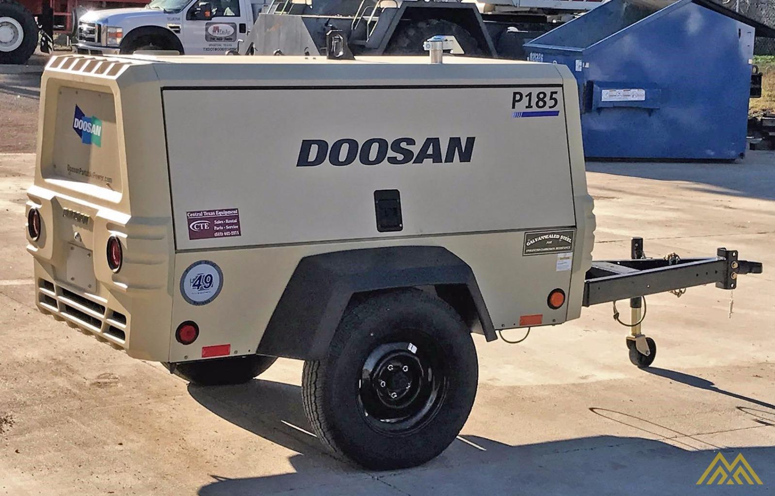 2016 DOOSAN P185WDO-T4F 0