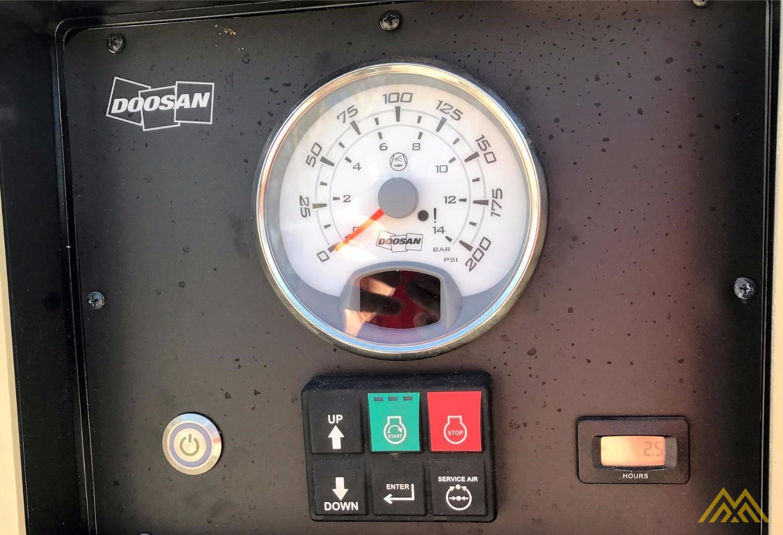 2016 DOOSAN P185WDO-T4F 4
