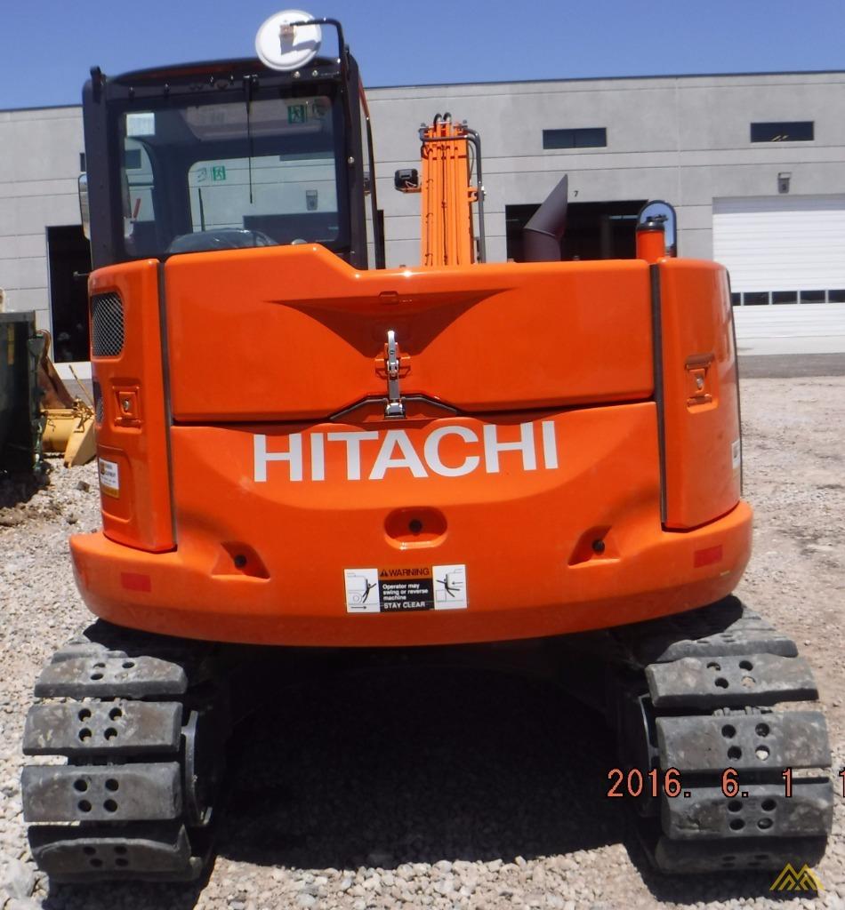 2016 HITACHI 85ZXUSB-5N 6