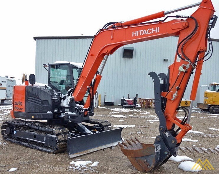 2016 HITACHI 85ZXUSB-5N 1