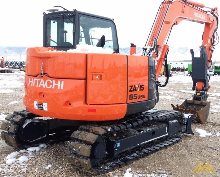 2016 HITACHI 85ZXUSB-5N 3