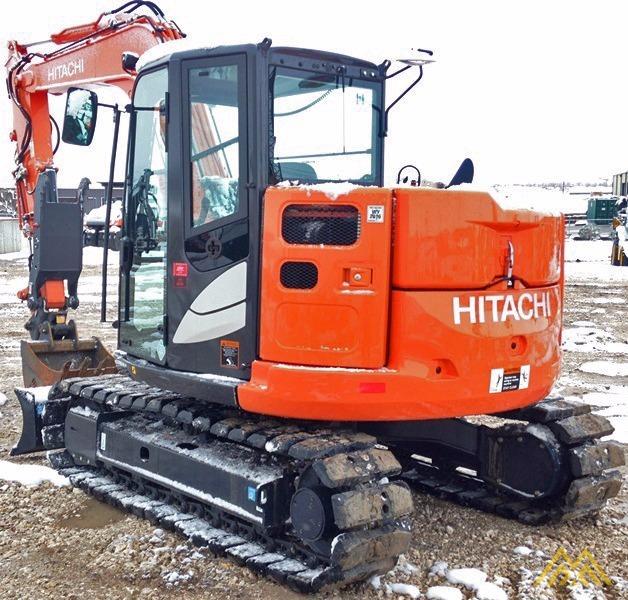 2016 HITACHI 85ZXUSB-5N 4