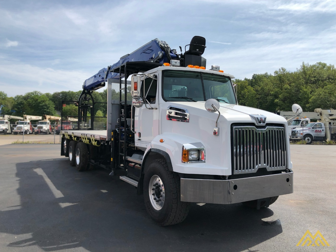 2019 Manitex POWERLIFT 74S Drywall Delivery Crane 7