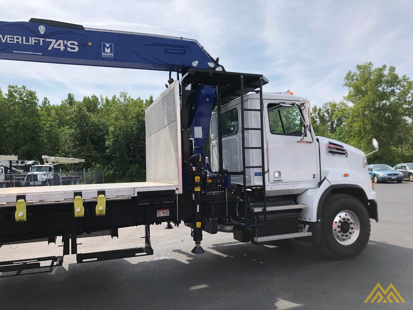 2019 Manitex POWERLIFT 74S Drywall Delivery Crane 8