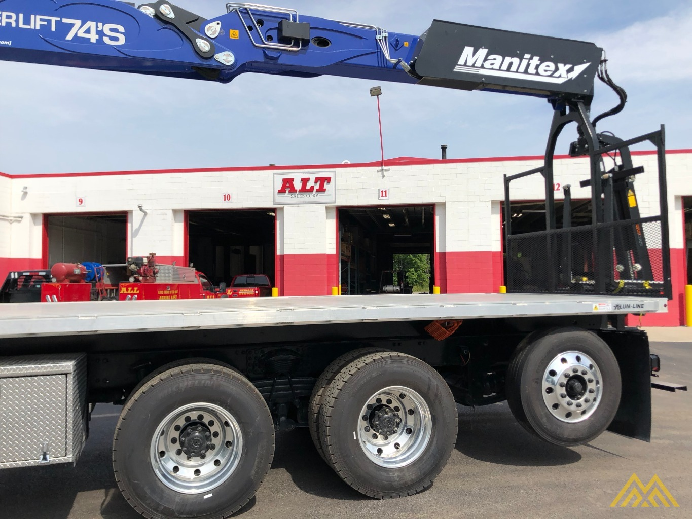 2019 Manitex POWERLIFT 74S Drywall Delivery Crane 5