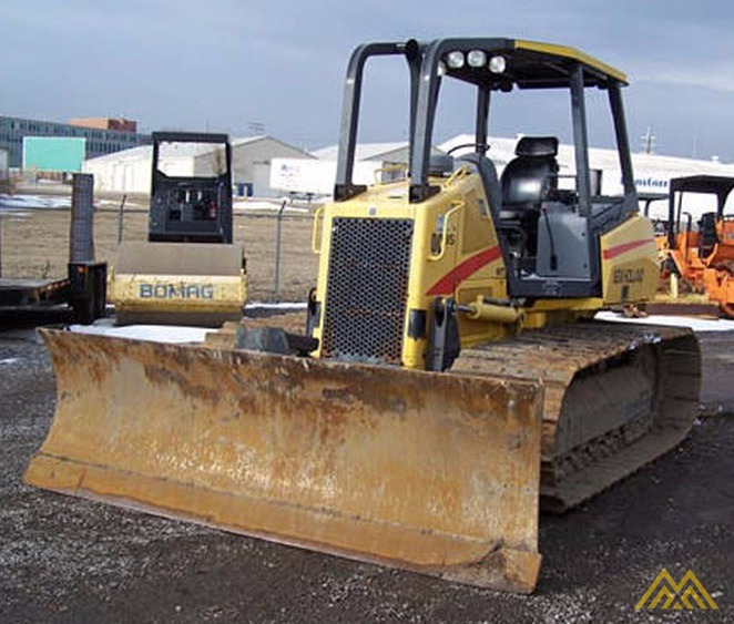 New Holland DC85 Dozer 1