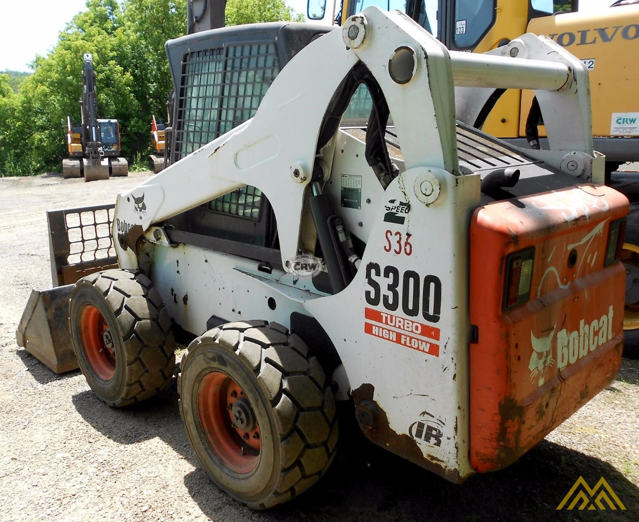 Bobcat S300 Skid Steer 0