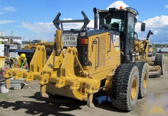 CAT 14M Motor Grader in Ontario 1
