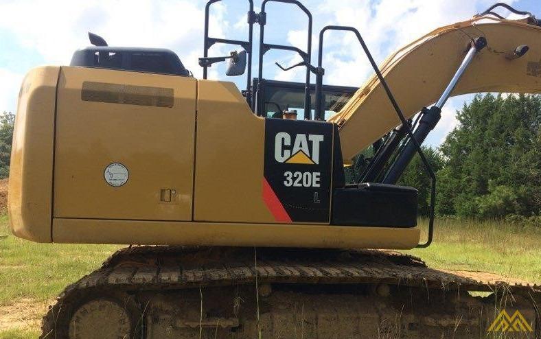 CAT 320E Crawler Excavator 0