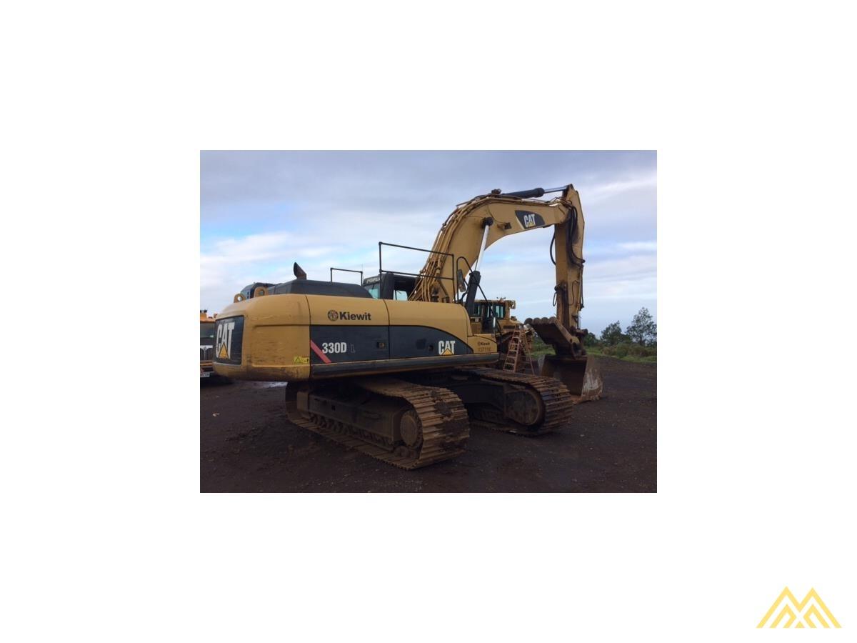 CAT 330D L Crawler Excavator 2