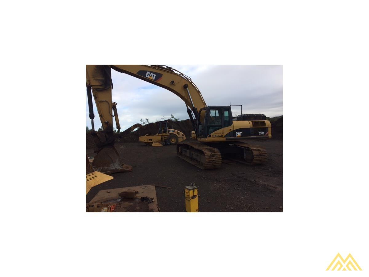 CAT 330D L Crawler Excavator 4