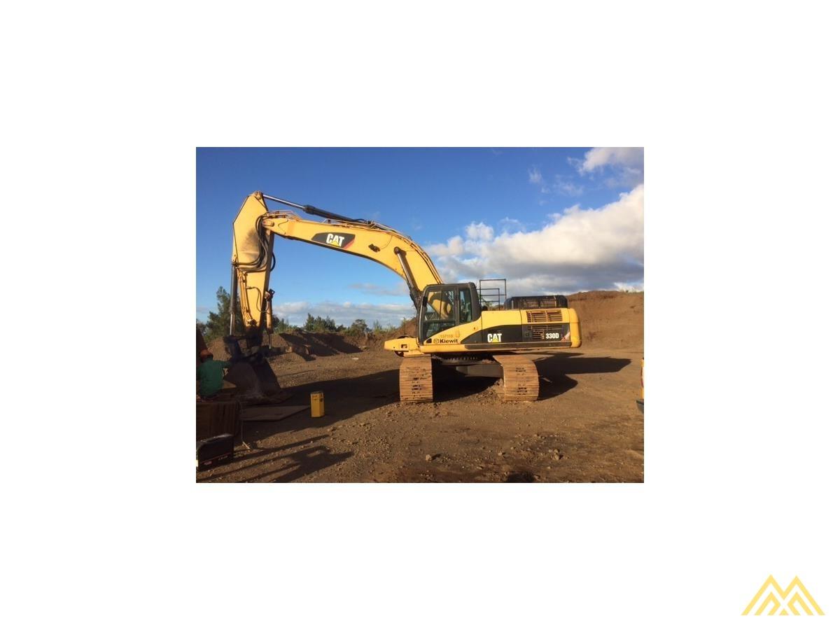 CAT 330D L Crawler Excavator 8