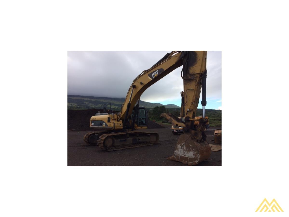 CAT 330D L Crawler Excavator 5