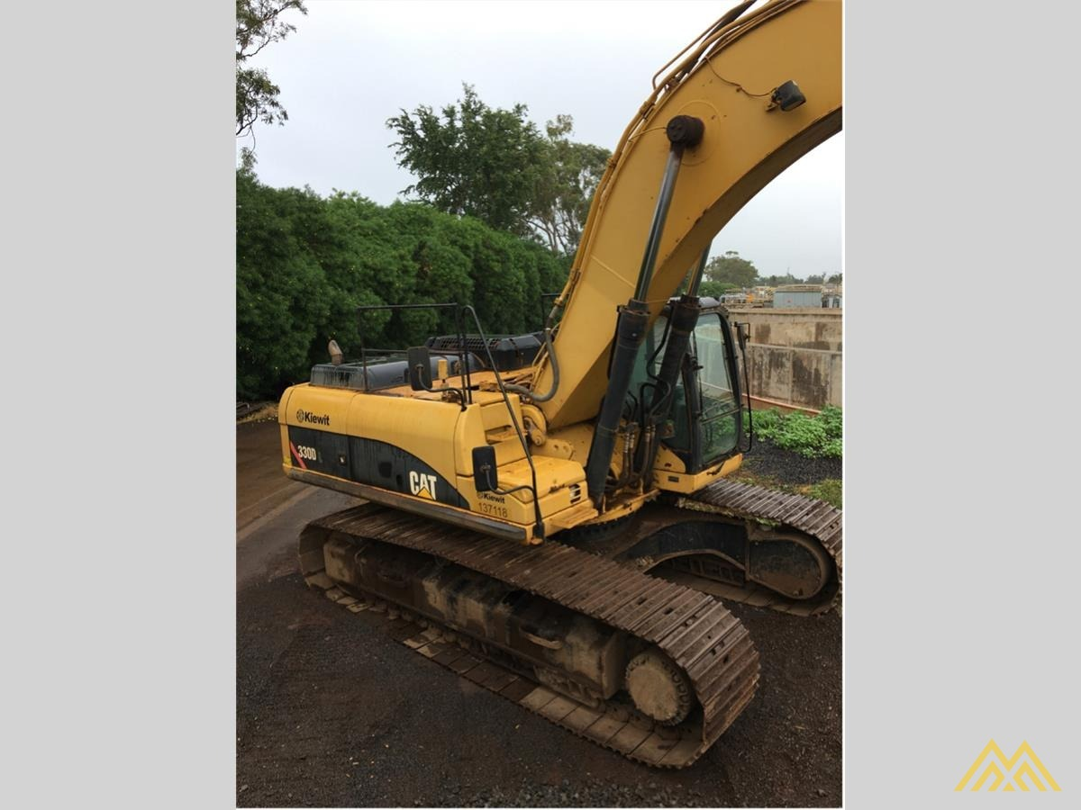CAT 330D L Crawler Excavator 6