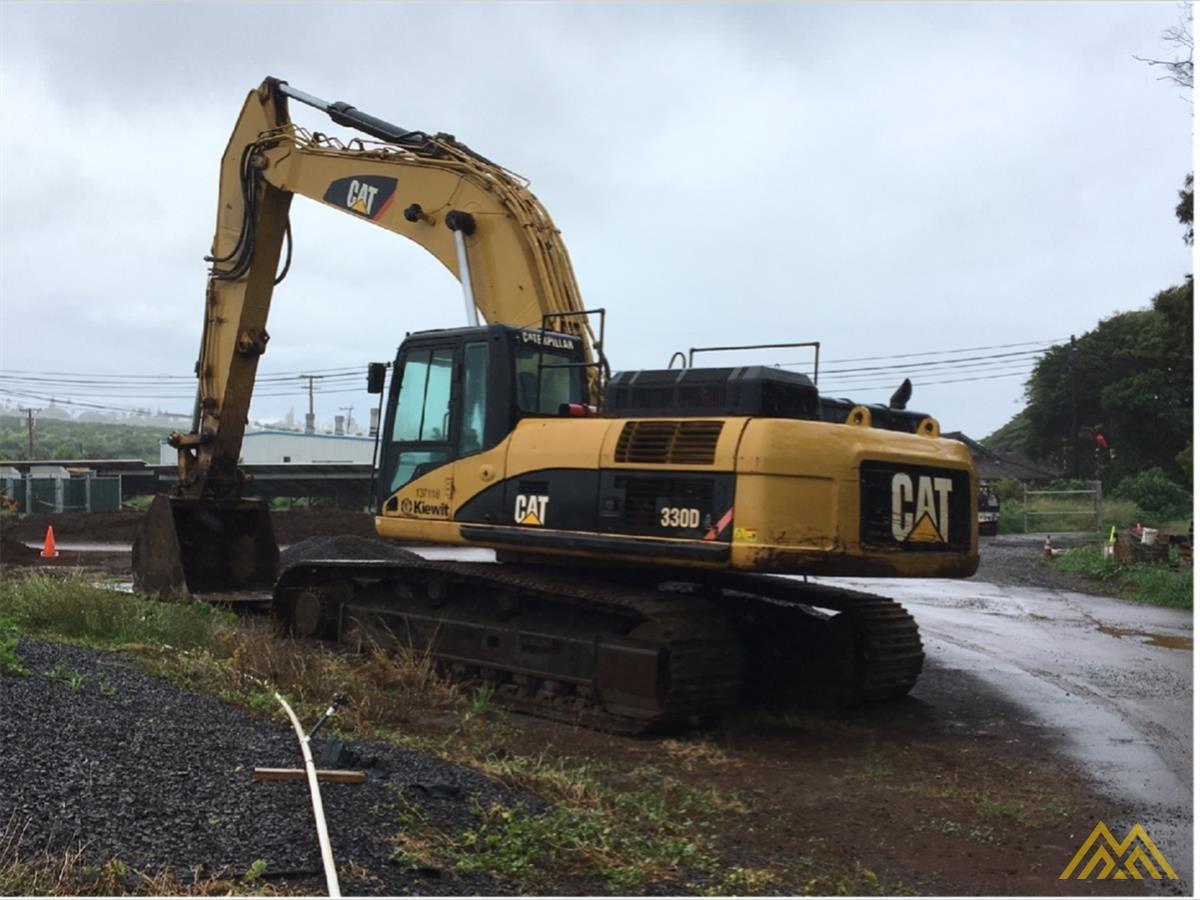 CAT 330D L Crawler Excavator 0