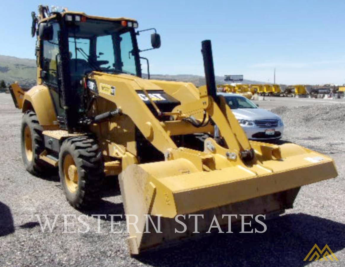 Cat 420f2 St Backhoe Loader In Idaho For Sale Caterpillar Cat Loaders Earthmoving Equipment 1872 Machine Market