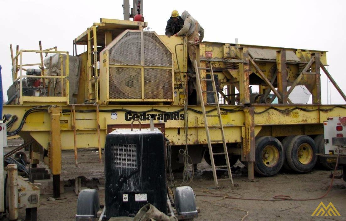 CedarRapids 5064 HSI Impact Crusher 3