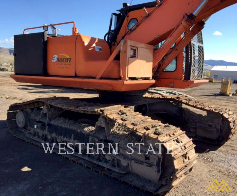 Daewoo Solar 220 LL Log Loader Excavator  4