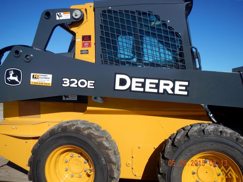 Deere 320E Skid Steer Loader For Sale