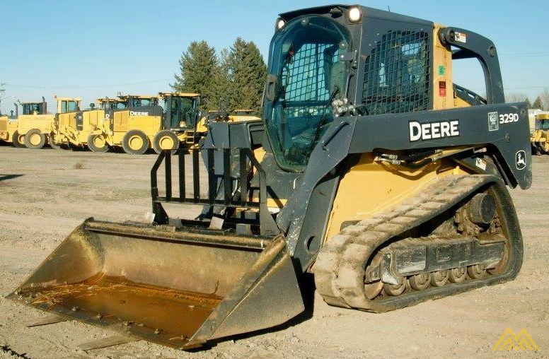 Track Loader For Sale >> Deere 329d Compact Track Loader For Sale John Skid Steer Loaders