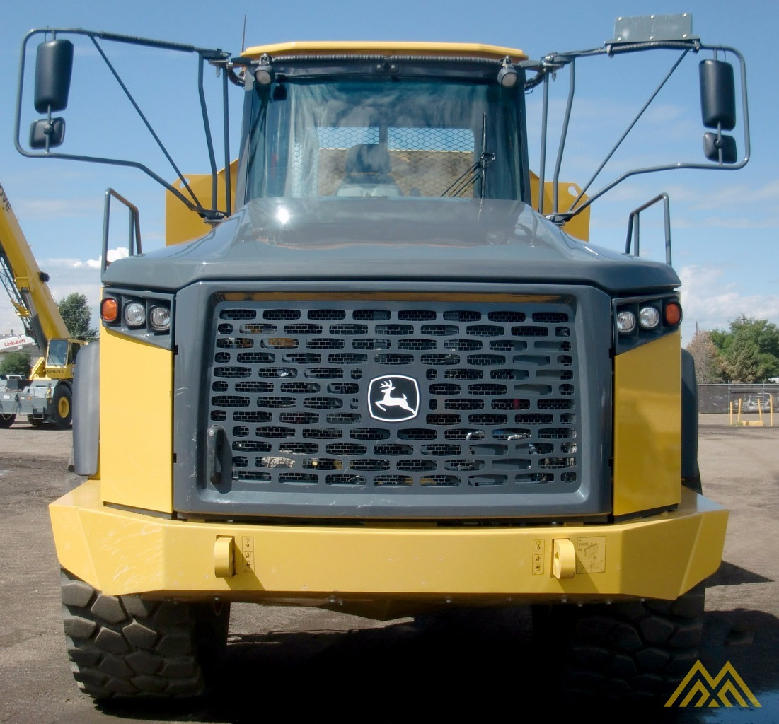Deere 410E Articulating Dump Truck in Idaho Falls.  2