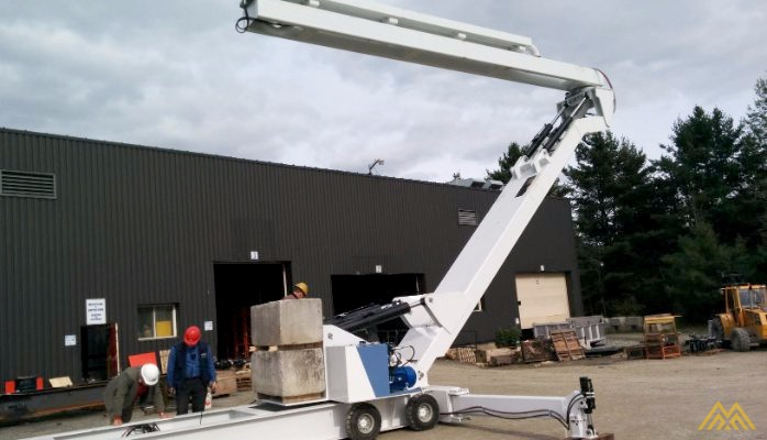 Everest Equipment Concrete Distribution Units-NEW 0