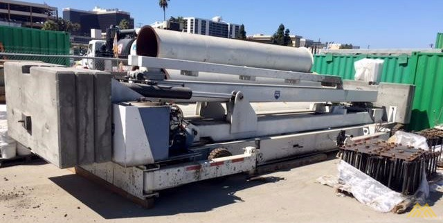 Everest Equipment Concrete Distribution Units-NEW 1