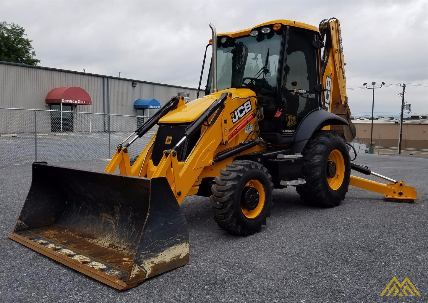 JCB 3CX14 Backhoe Loader 5