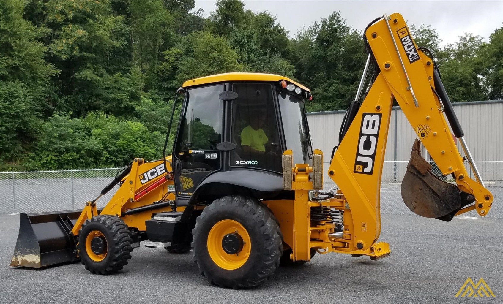 JCB 3CX14 Backhoe Loader 6