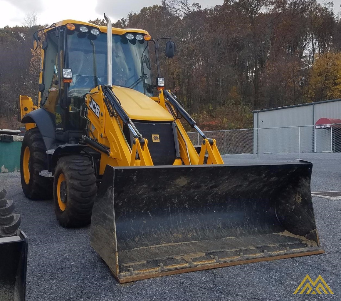 JCB 3CX14 Backhoe Loader 1