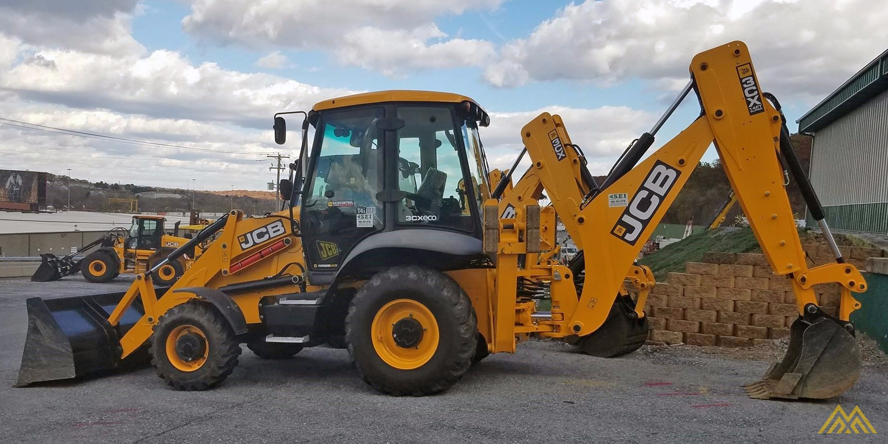 JCB 3CX14 Backhoe Loader 2