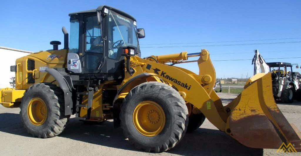 KCM 70Z7 Wheel Loader 0